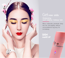 Nano Ion Spray Mist System Moisture Face Cream