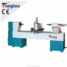 CE Certificate Hot Sale New Style 3.5kw Mini Wood Copying CNC Lathe Machine