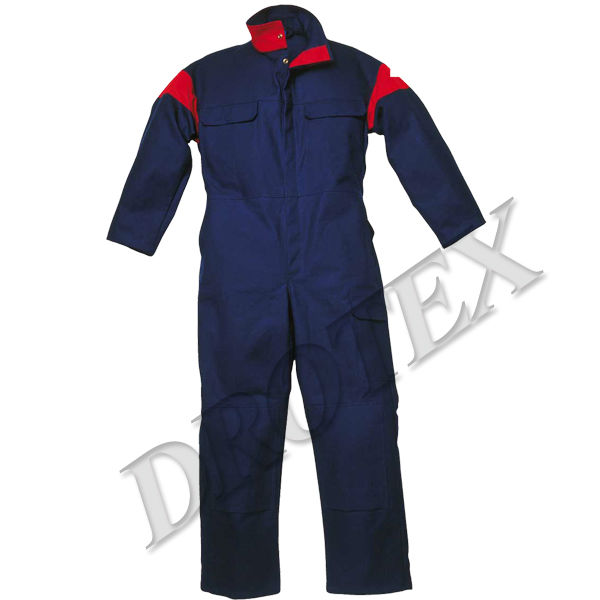 100% Cotton Fireproof Coverall