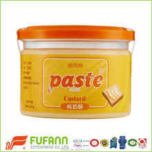 Taiwan Factory Milk Cream, Custard, Sauce, Paste for baking cooking 220G