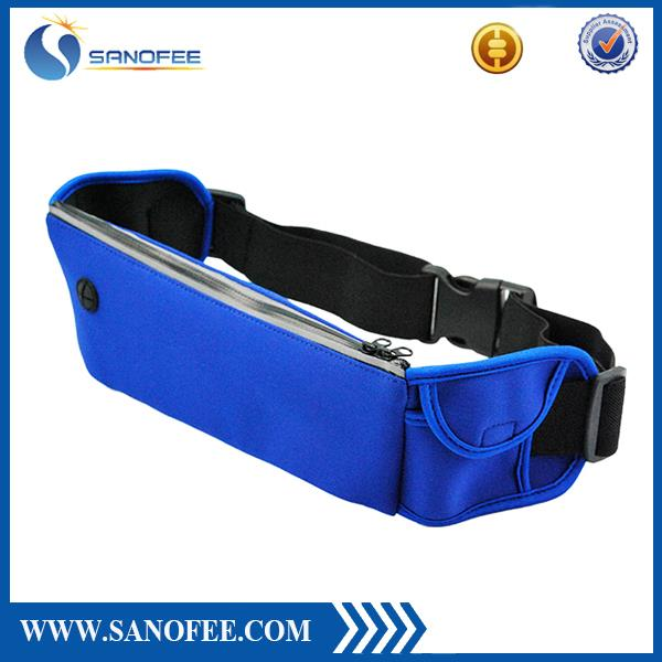 New Design u leather case cover waist bag pouch with card holder