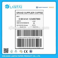 Useful best selling design direct China factory supply label of graded goods
