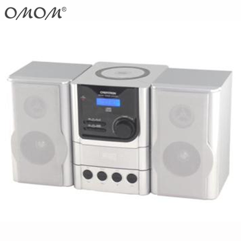 MT-905CD Micro HiFi System Blue tooth Speaker Wooden Speaker Radio