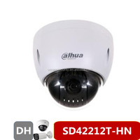 SD42212T-HN Dahua 2.0MP H.264 12X POE Auto Motion Tracking PTZ IP Camera Outdoor