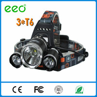 headlamp for toyota corolla XML T6 LED Headlamp Headlight flashlight head light lamp 18650