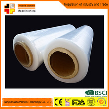 LLDPE stretch wrapping film (hand/ machine use)