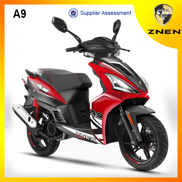 2018 New Design China Professional 4 Stroke 50cc 125cc 150cc Gas Scooters