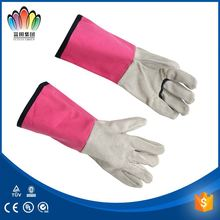 FT SAFETY Hand tool working gloves/ Rigger leather safety gloves