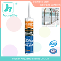 foshan Premium neutral stainless steel silicone caulking