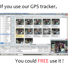 GPS tracker and ST999S free web based gps server tracking software