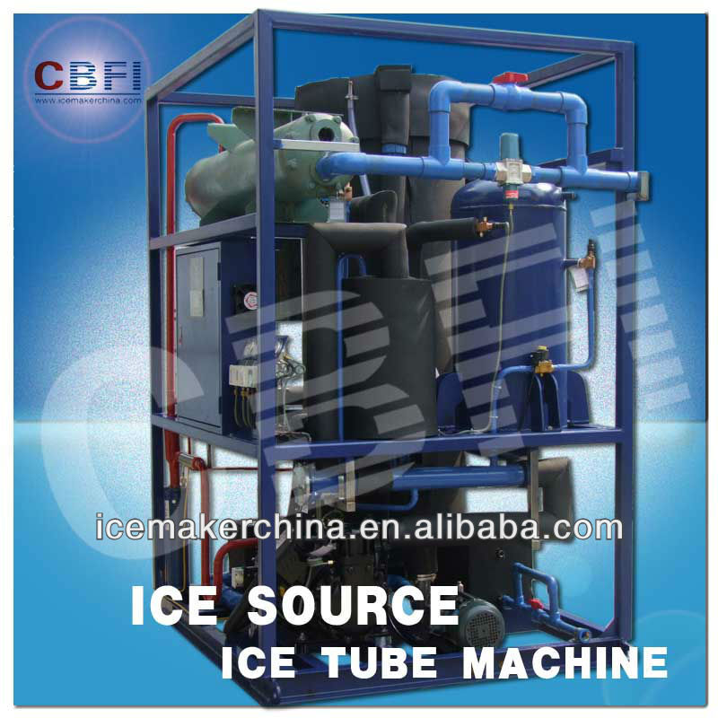 Red-hot Tube Ice Machine for Africa