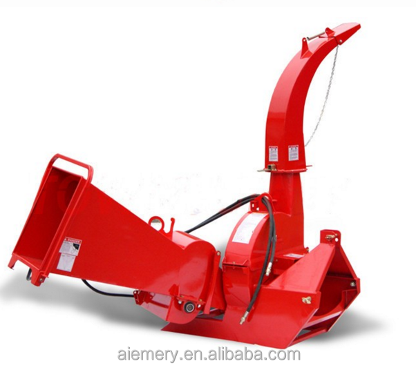 BX42 small wood chipper include pto