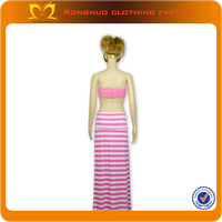 2014 China Factories Newly Design Fashion Long Skirt For Girls
