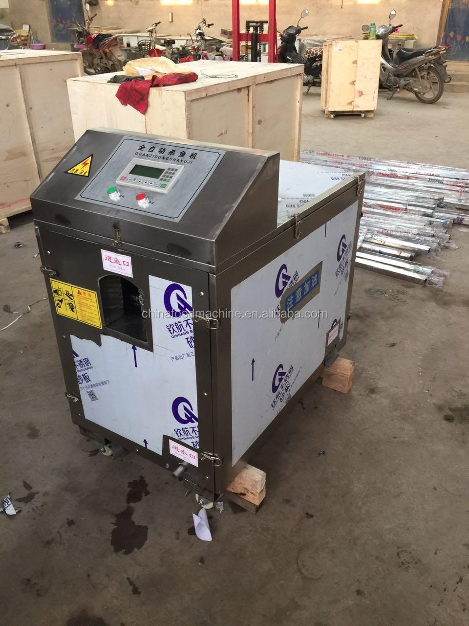 Automatic Fish Cleaning Machine Fish Gutting Machine Buy
