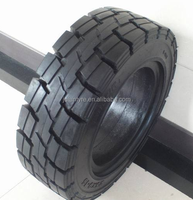 good quality solid tire 6.50-10, solid tires for ceramic factory