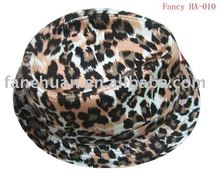 promotional Panther print hat