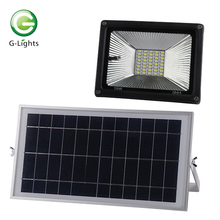Super bright energy saving 10w 20w 30w 50w solar led flood light