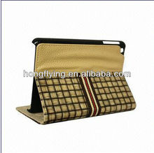 Ultra-light Design Smart Tablet/Leather Cases for iPad Mini