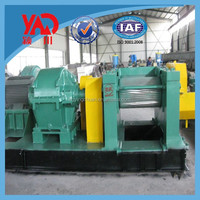 2015 New Technology Equipment Waste Plastic Used Rubber Tires Recycling Machines