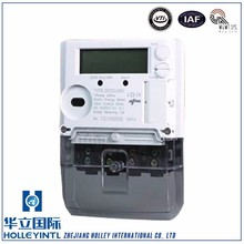 High accuracy of IEC standards Class1.0 and class 2.0 Digital Kwh Energy Meter