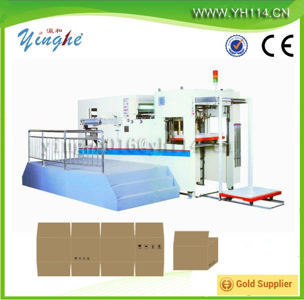 easy operate copper foil rotary die cutter new model