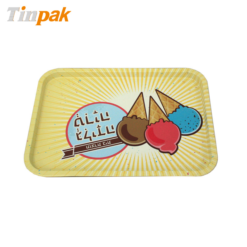 customize rolling tin tray for sale