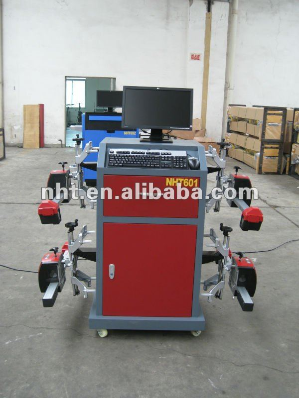 Wheel alignment NHT601