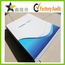 Customized printing story board children thick paper book printing