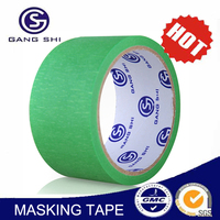 color separation water proof masking tape high quality adhesive tape