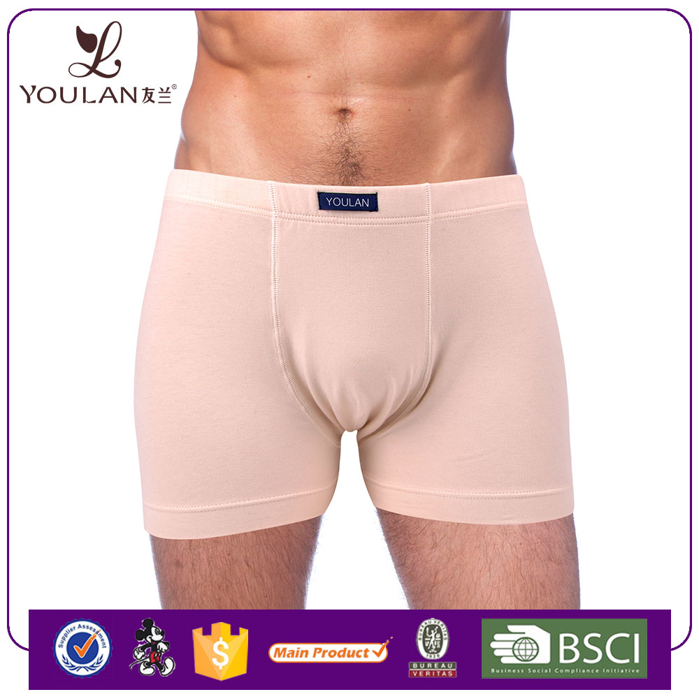 High Quality Perspective Gauze White Nylon Men Underwear Boys Underwear Sexe Man Hot