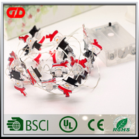 Christmas Holiday Name Battery Mini LED