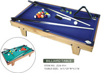 MDF small pool table for kids .fashion small pool table for sale