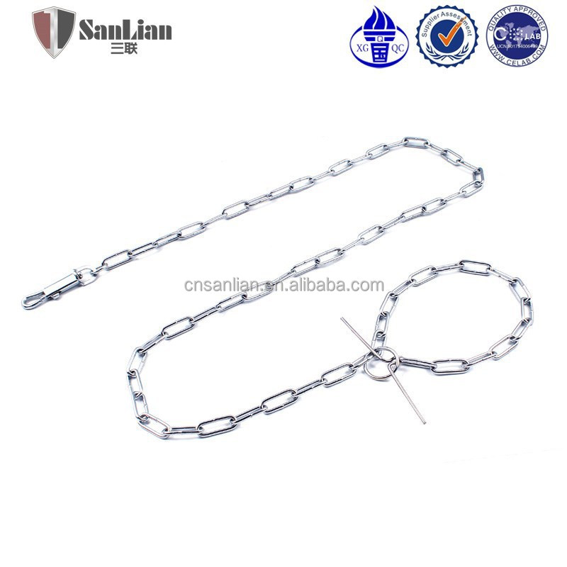 Most popular high quality outdoor chain lead pet dog chain