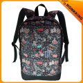 Waterproof fashion backpack with high quality