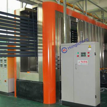 Automatic Powder Spray Coating Production Line