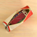 new designer cute polyester pencil case for kids,custom printed pencil case