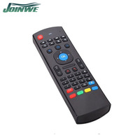 2.4g Fly Air Mouse+remote Control+mic Speaker Mx3 In Stock