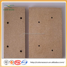 Thin insulation board vermiculite panels for wood stove