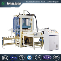 For family or small factory to do business of concrete block machine ! QT4 Semi-auto concrete block making machine for sale