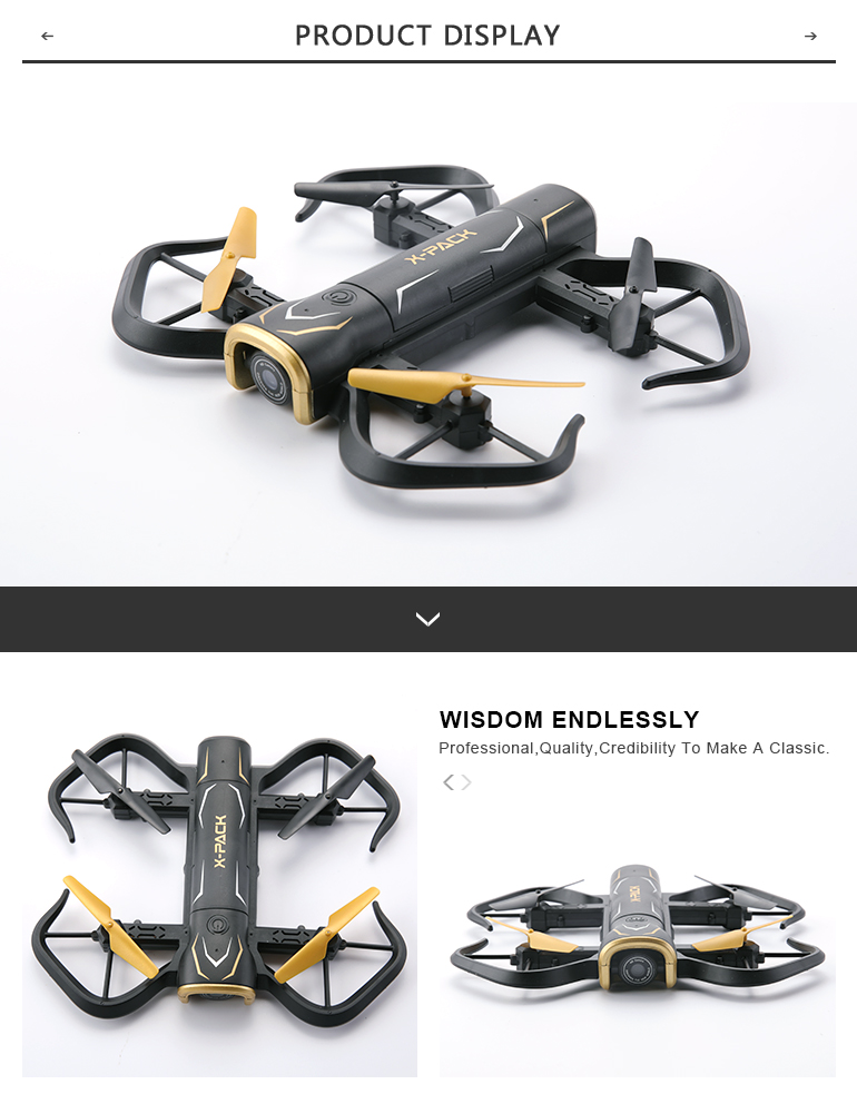 rc foldable app control 2.4g drone wifi camera take videos photos