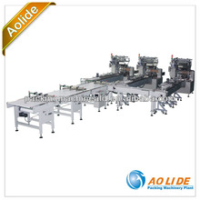 Full Automatic Pillow Type Chocolate Wrapping Machine line