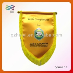 cheap custom wholesale soccer pennants