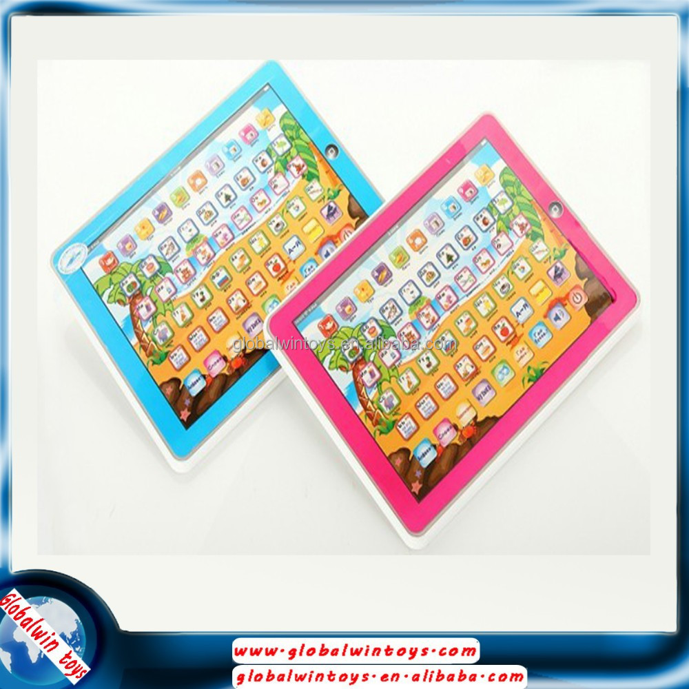 2d learning pad gw-tys2921b alibaba in russian language toys educational machine for kids
