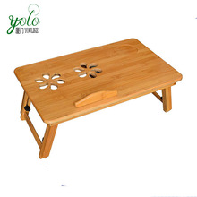 best selling products wholesale Bamboo Portable Laptop Desk