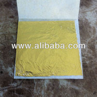 24k Pure Gold Leaf sheets 40mm x 40mm