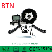 BTN certification and brushless motor bikes electric bicycles kits