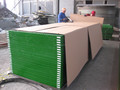 Green color Frp grating for operate platform