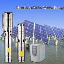 Solar borehole pumps for solar power irrigation system