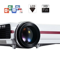 CRE X1500 Home Cinema Projector Type and LCD Style HD LED Interactive Projector Home Use Lowest Price Mini Projector
