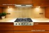 6 burner built in gas hob stainless steel built-in hob